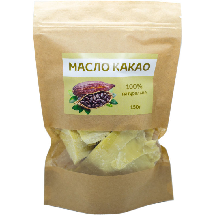 Масло какао 150г
